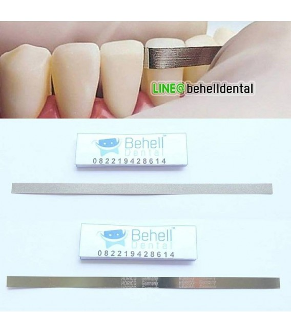 Dental Abrasive Strip (Finishing Strip)