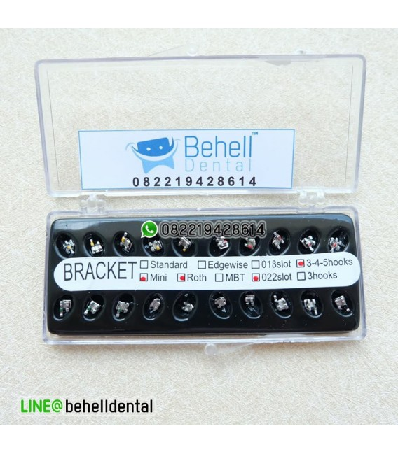 Bracket Behel Ortho Usa