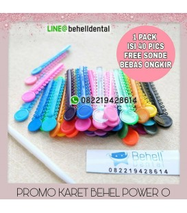Karet Behel Power O 1 pack