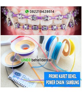 Karet Behel Power Chain