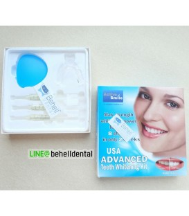 Active Smile Home Kit Teeth Whitening : bahan bleaching gigi : pemutih gigi