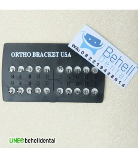 jual Bracket Ortho Black Usa
