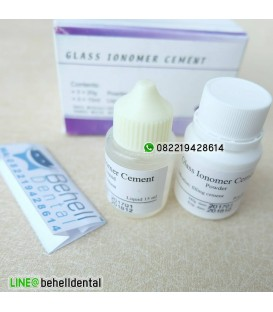 Jual GIC (Glass Ionomer Cement)