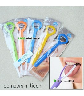 Pembersih Lidah : Tongue Cleaner