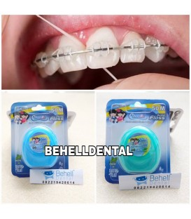 Dental Floss Essential Floss : benang Gigi esensial Box