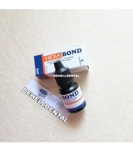 Bonding Resin 5ml / Bonding Hexa Bond Lem Behel Light Cure : laser