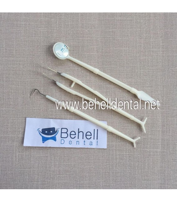 Jual Disposable Dental Instrument Kit