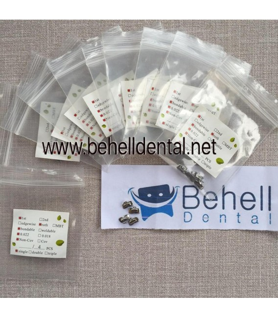 Buccal Tube 10 set