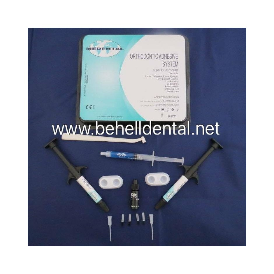 Lem Behel Medental Adhesive Light Cure Big