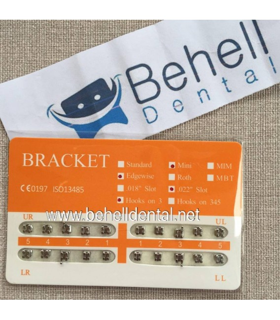 Jual Bracket Fancy Orange 10 set – Best Quality