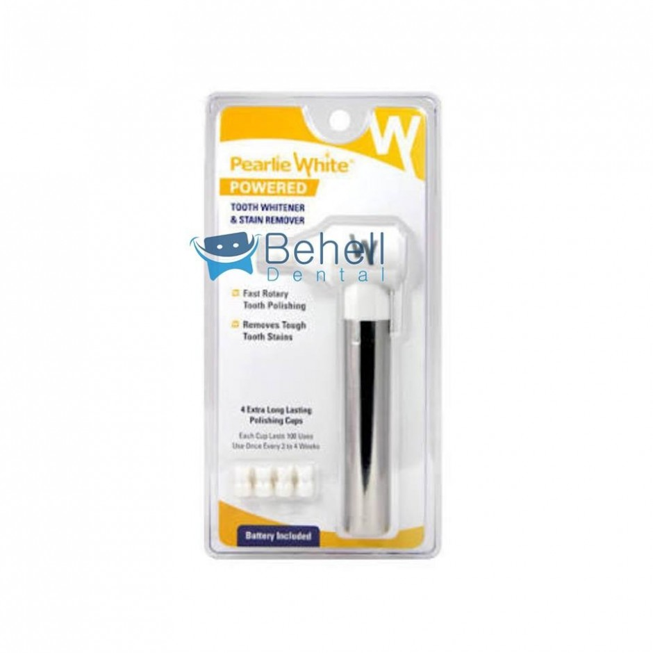 Pearlie White Tooth Whitener and Stain Remover