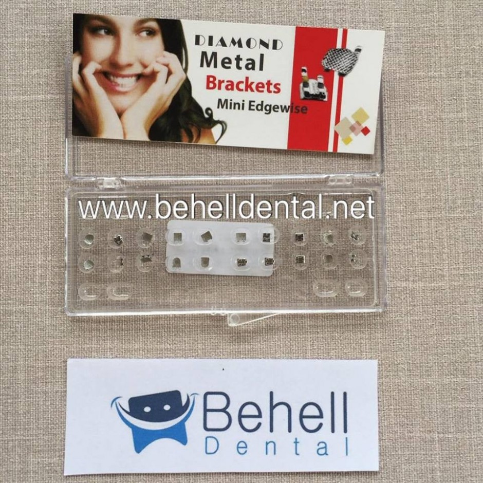Bracket Diamond Metal