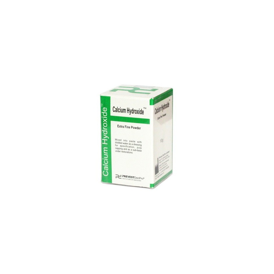 Jual Calcium Hydroxide Powder 10 gr Denpro