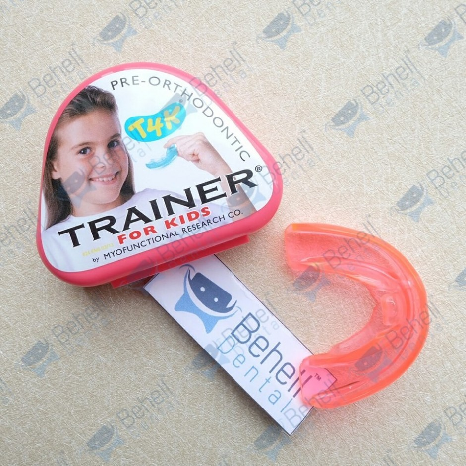 Ortho Trainer T4K Pink For Kids