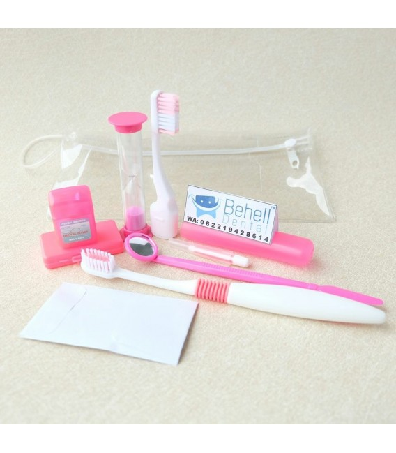 Jual Sikat Ortho Kit / Dental Kit